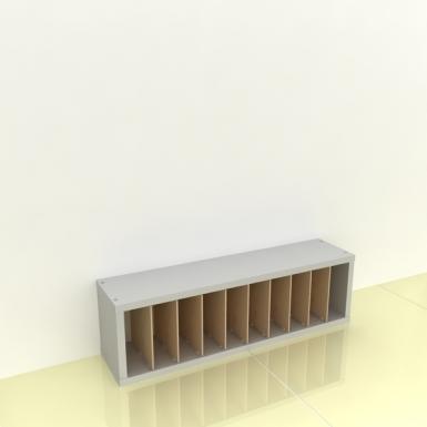 Szafka na papier 15x15cm leżąca - (przestrzeni: 10)
