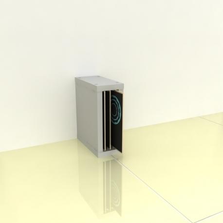 Organizer na wykrojniki (jednostronny, 20 cm, przedziałki: 3)