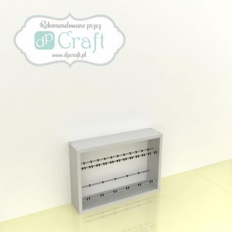 Szafka na dziurkacze DP Craft 2x510