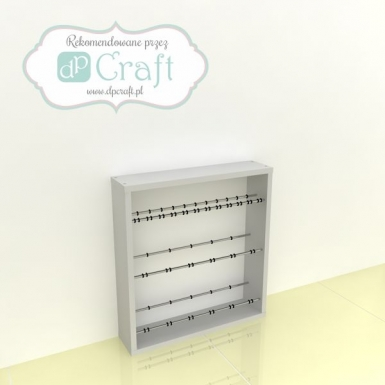 Szafka na dziurkacze DP Craft 3x510