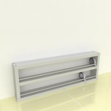 Szafka na taśmy stojące (2x600)